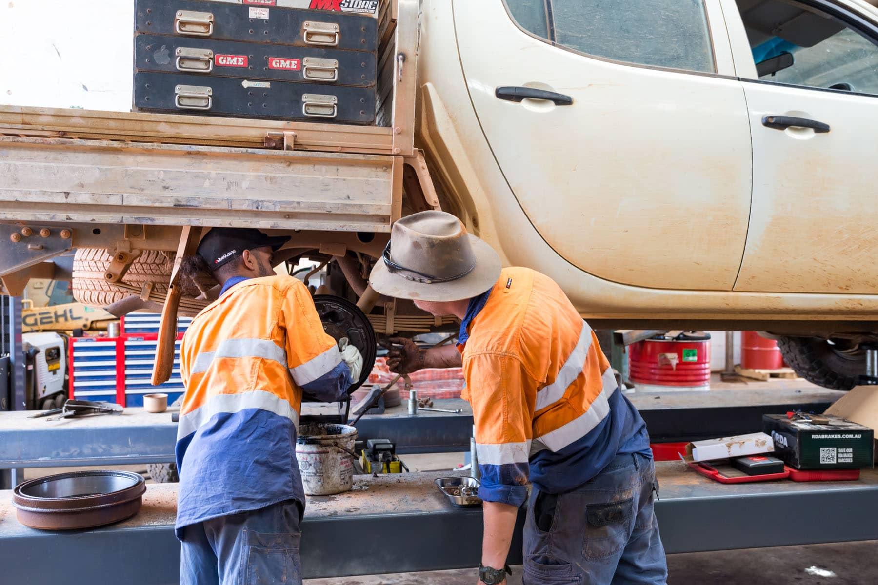 Mechanical Services - Lockhart River Aboriginal Shire Council