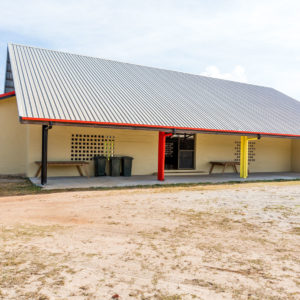 Lockhart River Aboriginal Shire Council - Community Hall-6709